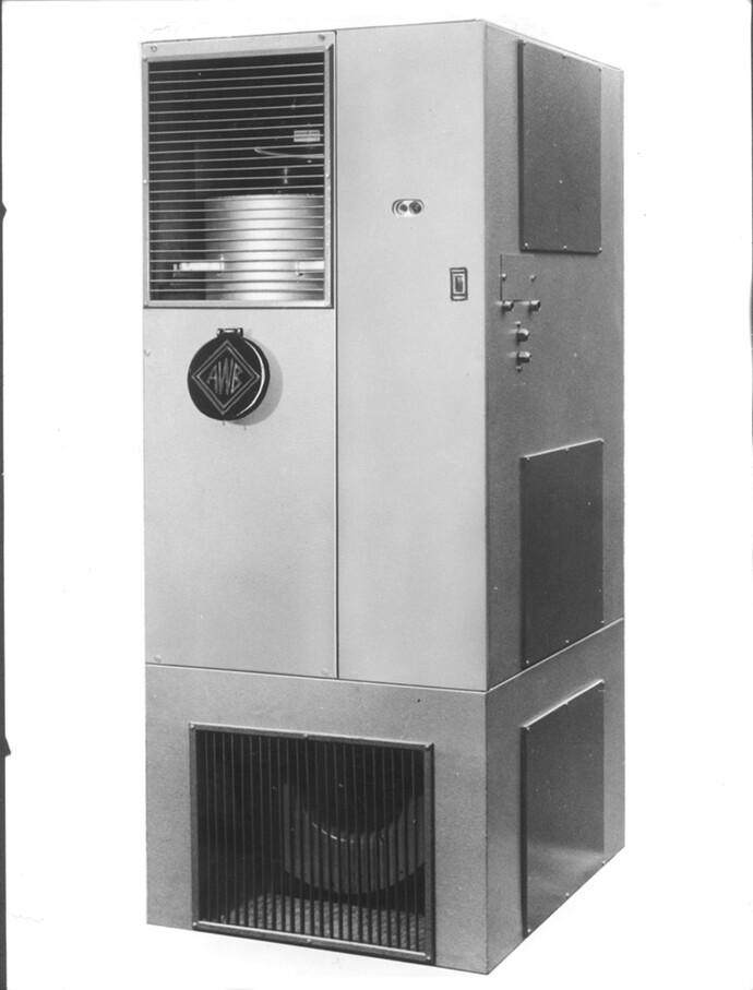 AWB boiler en brander in 1 apparaat